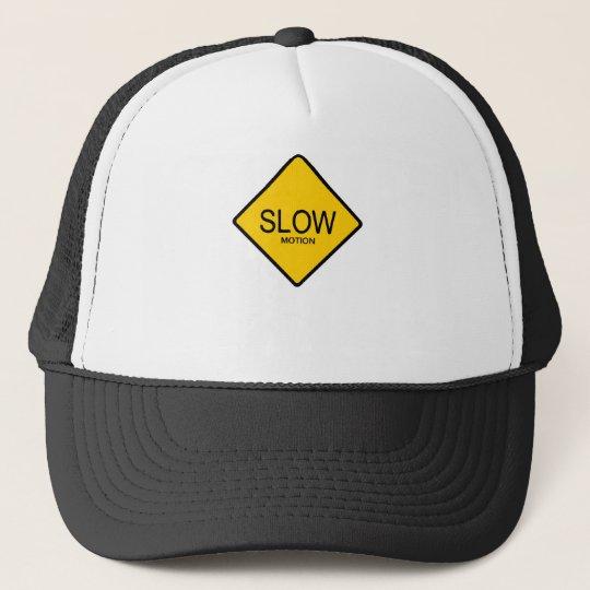 Slow-motion Trucker Hat