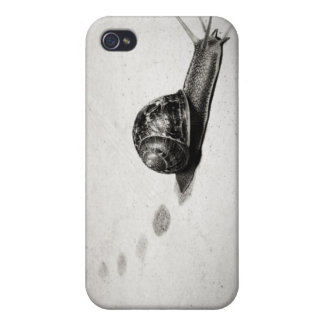 Slow Moving iPhone 4 Cover