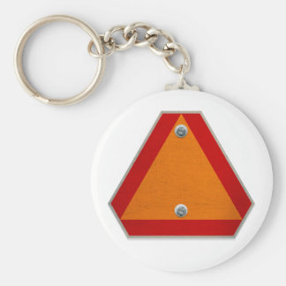 Slow Moving Keychain