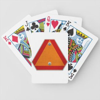 Slow Moving Playing Cards Bicycle Playing Cards