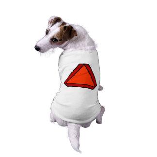 Slow moving vehicle sign (Dog) Tee