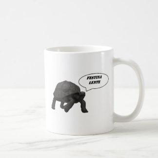 , slow panzer feasted coffee mug