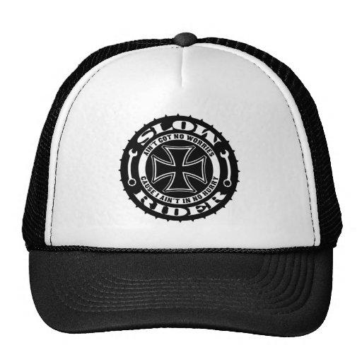 Slow Rider Mesh Hat