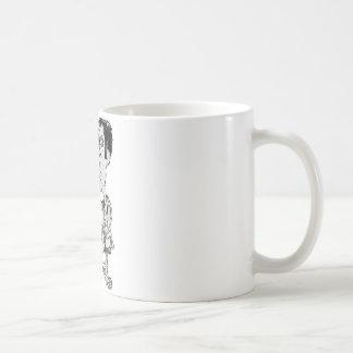Slow Rider Classic White Coffee Mug