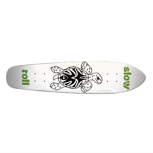 Slow Roll Tortoise Skateboard Deck