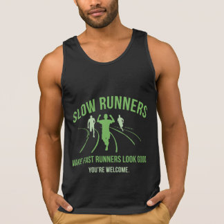 Slow Runners Tank Top