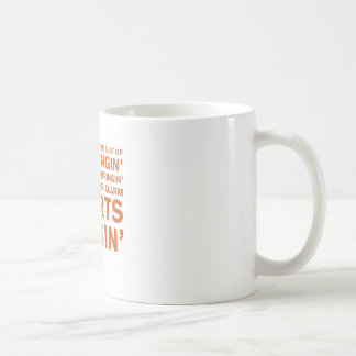 Slow Singin' Coffee Mugs