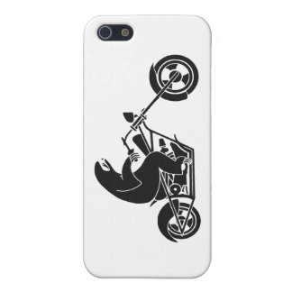 Slow Sloth On A Fast Bike Case For iPhone SE/5/5s