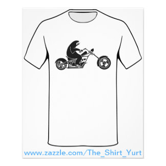Slow Sloth On A Fast Bike Flyer