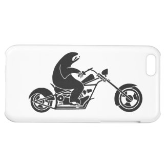Slow Sloth On A Fast Bike iPhone 5C Covers