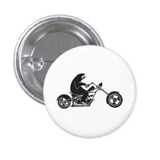 Slow Sloth On A Fast Bike Pinback Button
