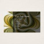Slow Spin - Fractal Art Business Card