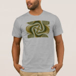 Slow Spin - Fractal Art T-Shirt