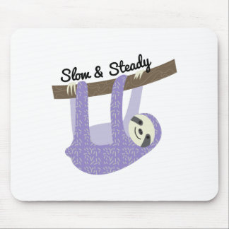 Slow & Steady Mouse Pad