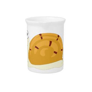 slow to judgement beverage pitcher