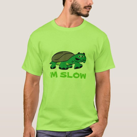 Slow Tortoise T-Shirt
