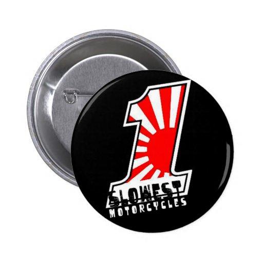 slowest pin redondo 5 cm
