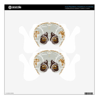 SlowLorisSketchL Decal For PS3 Controller