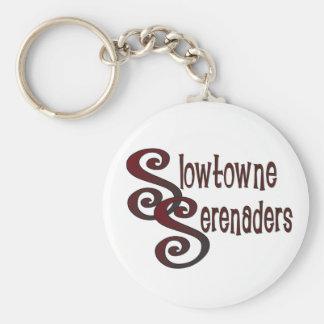 Slowtowne Serenaders Keychain