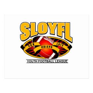 SLOYFL POSTCARD