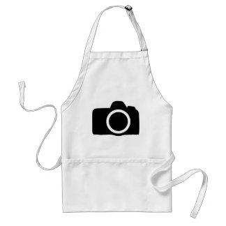 SLR Camera icon Adult Apron