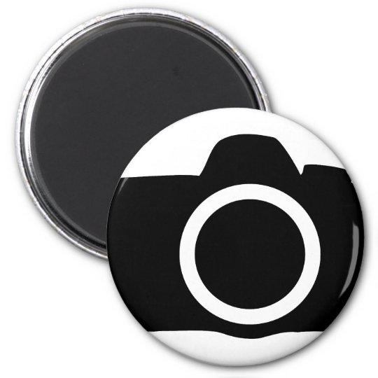 SLR Camera icon Magnet
