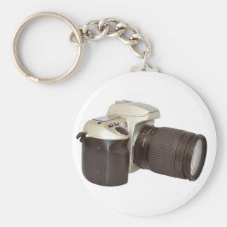 SLR Camera Keychain