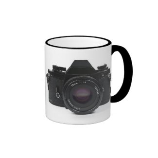 slr photo camera - classic design