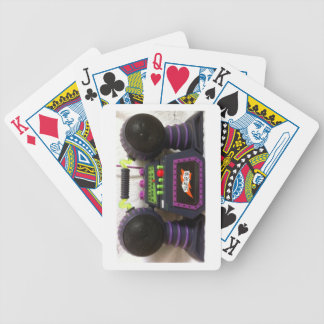 sludge blaster bu SLUDGEart Deck Of Cards
