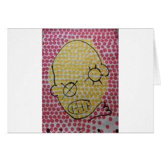 sludge pop face by sludge card