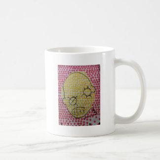 sludge pop face by sludge coffee mugs