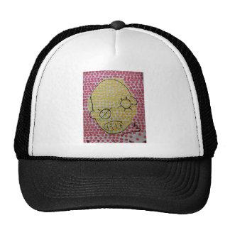 sludge pop face by sludge mesh hat