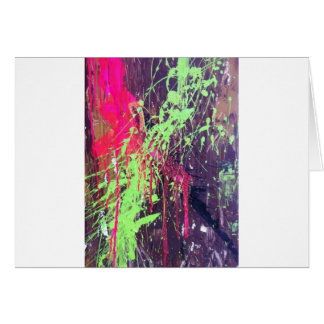 sludge splatter 13 by sludge card