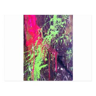 sludge splatter 13 by sludge postcard