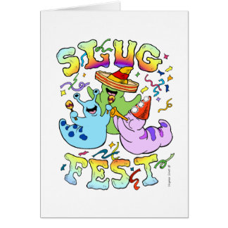 Slug Fest all occasion cards