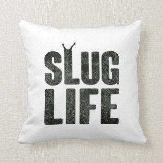 Slug Life Thug Life Pillows