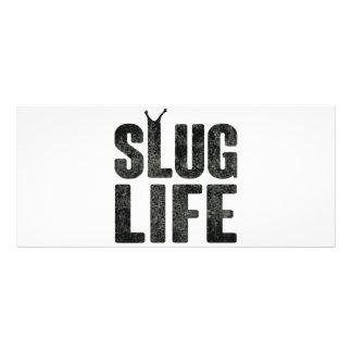 Slug Life Thug Life Rack Card