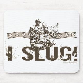¡Slug! Mousepad Tapetes De Ratones