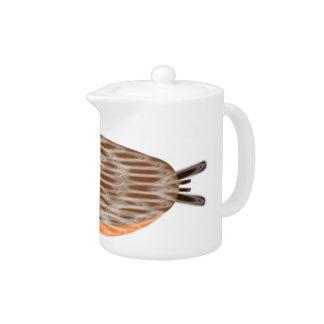 Slug Teapot