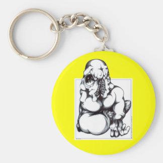 Slugfest Key Chain