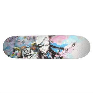 Slugganauts SK8 Skate Board