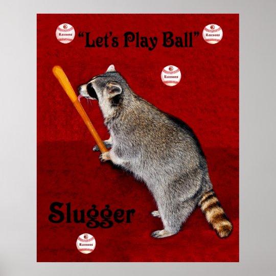 slugger poster