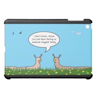 Sluggish iPad Case