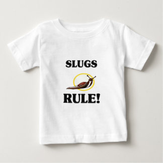 SLUGS Rule! Baby T-Shirt
