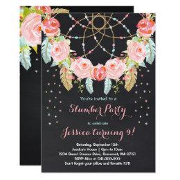 Sleepover invitations 500 sleepover announcements invites slumber party birthday invitation sleepover party stopboris Image collections