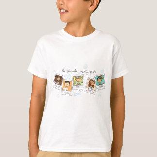 slumber party girls T-Shirt