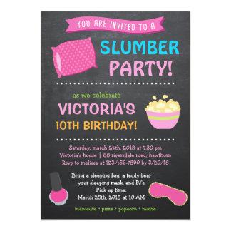 Pajama Party Invitations gangcraftnet