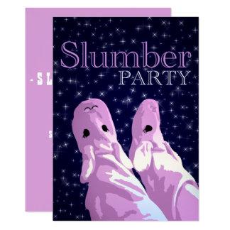 slumber party nightshine card