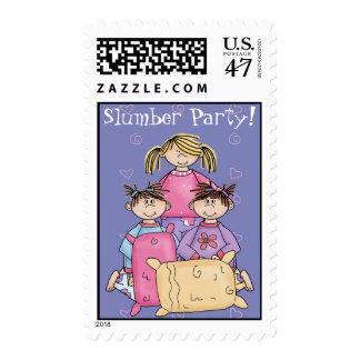 Slumber Party Postage