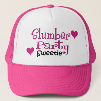 Slumber Party Sweetie Hat